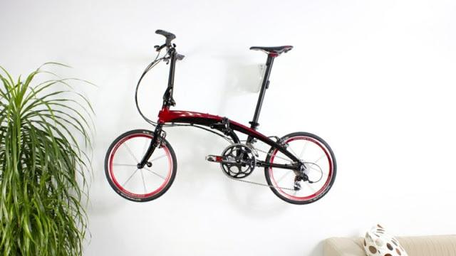 Tern Perch | A bicicleta também tem o direito de dormir em casa
