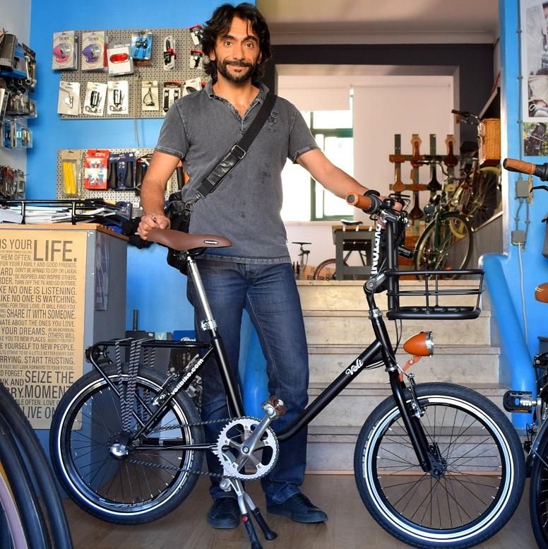 Carlos | Veli bike