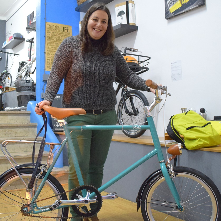 Joana |  Véli bike