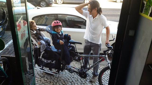 XTRACYCLE | transformar a tua bicicleta numa cargo bike
