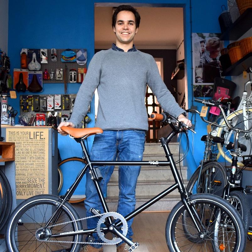 Nuno | Véli bike