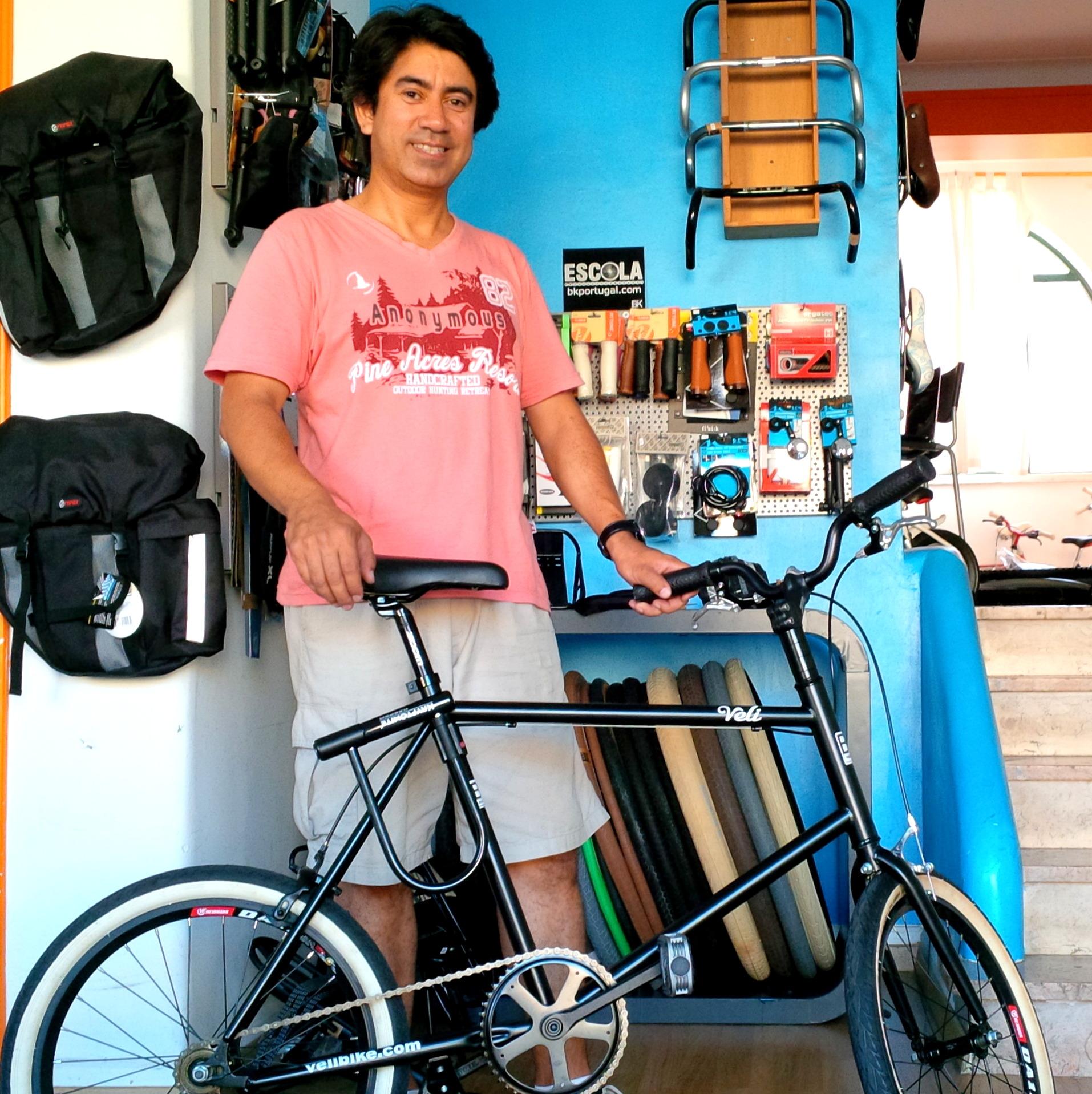 Alexandre | Véli bike