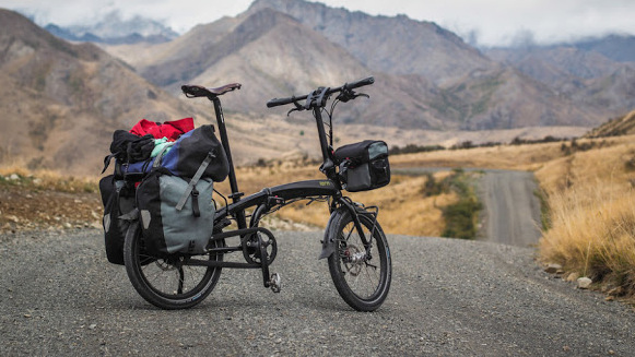 10 mini bicicletas para cicloturismo