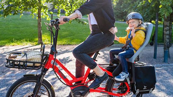 Incentivos para a compra de bicicletas