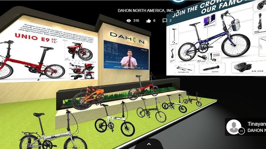 Dahon Taipei Cycle 2021