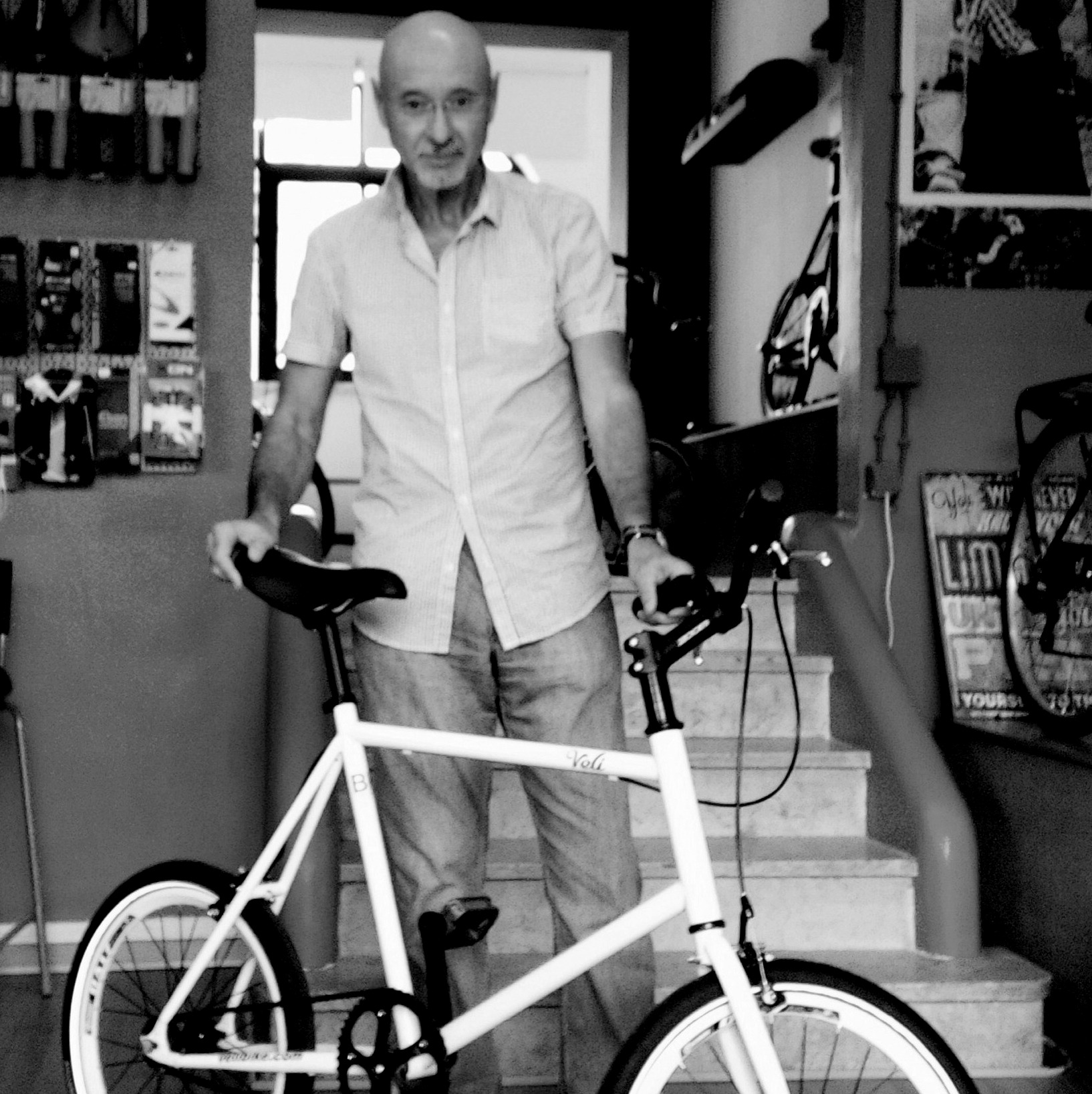 Carlos | Véli bike